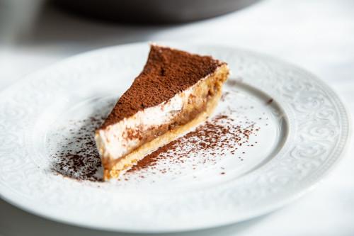Pampered Chef Banoffee Pie