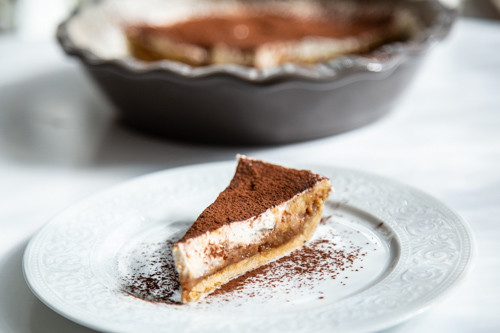 Pampered Chef Banoffee Pie