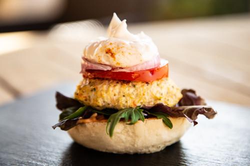 Thermomix Burger-Patties mit Hähnchen
