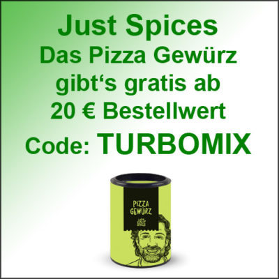 Pizza Gewürz Just Spices