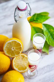 Thermomix Zitronen-Creme-Likör