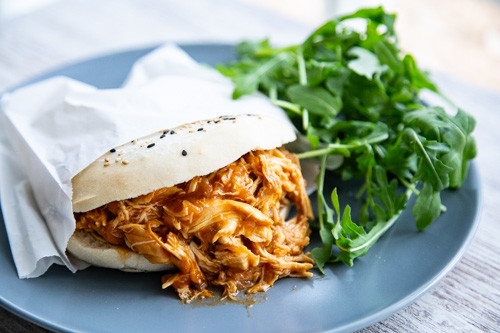 Thermomix Pulled Chicken