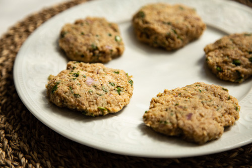 Thermomix Thunfisch-Patties