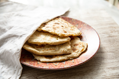 Thermomix Naan-Brot