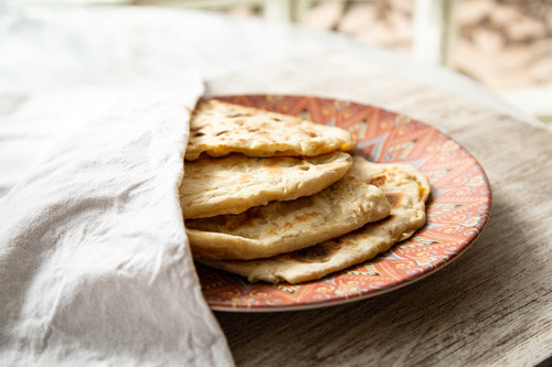 Thermomix Naan