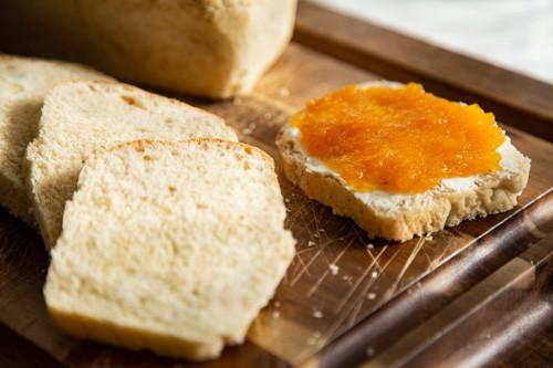 Pampered Chef Mini-Kastenform Toastbrot mit Marmelade