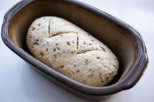 Pampered Chef Zaubermeister Dinkel-Kokos-Brot Teigling