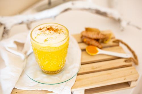 Thermomix Kurkuma Latte