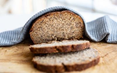 Weizen-Hafer-Brot im Zauberkasten