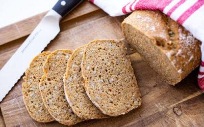 Dinkel-Möhren-Brot im Zaubermeister