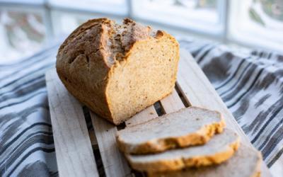Vollkorn-Weizen-Emmer-Brot im Zaubermeister