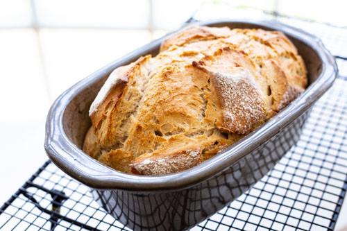 Pampered Chef Weizen-Joghurt-Brot