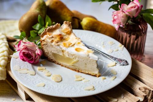 Pampered Chef Birnenkuchen einzelnes Stück