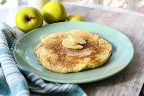 Thermomix Apfelpfannkuchen