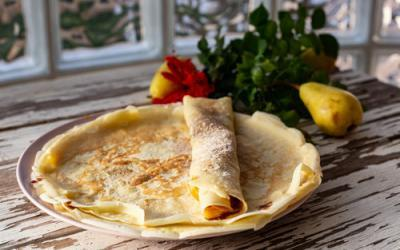 Crepes mit dem Thermomix