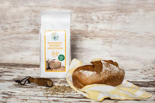 Brotbackmischung Ruchmehl-Roggen-Krüstchen