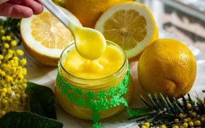 Lemon Curd mit dem Thermomix