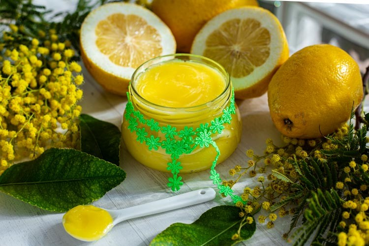 Thermomix Lemon Curd