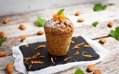 Vegane Möhren-Muffins mit den WunderCups