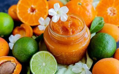 Aprikosen-Marmelade im Thermomix