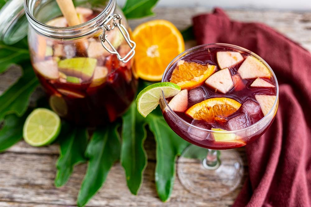Thermomix Tropical Sangria