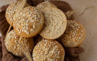 Buttermilch-Goldies mit Thermomix und Brötchenblech