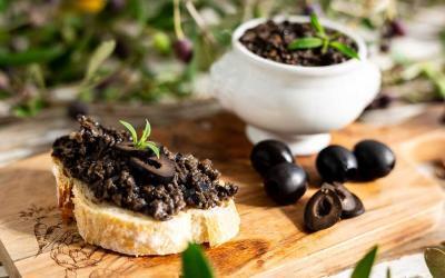 Olivenpaste mit dem Thermomix